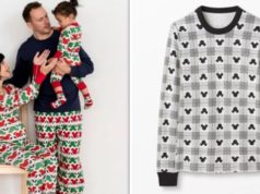 All the Matching Family Pajamas for the Holidays this Year