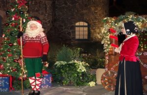 Revisiting the World Showcase and the Customs of Christmas: Norway