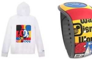 New 2021 Dated Merchandise Dropped Today on shopDisney
