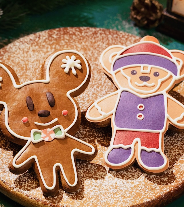 Just in Time for Santa: Disney's Christmas Cookie Recipe Collection 5