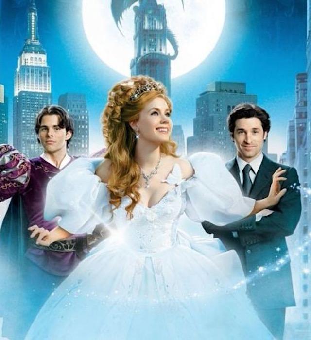 Amy Adams Enchanted Disenchanted