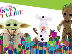 Check out the New 2020 Disney Holiday Gift Guide