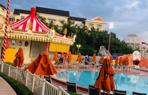 New: Disney World Confirms Boardwalk Resort Slide Theming