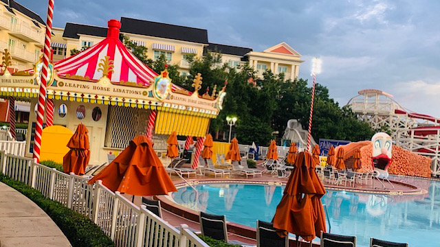 New: Disney World Confirms Boardwalk Resort Slide Theming