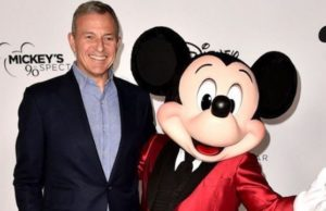 Bob Iger's Next Step Now Announced