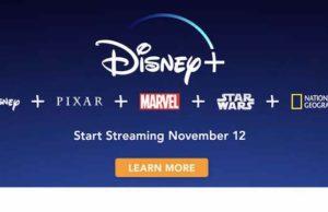 Breaking: New Disney+ price increase in 2021