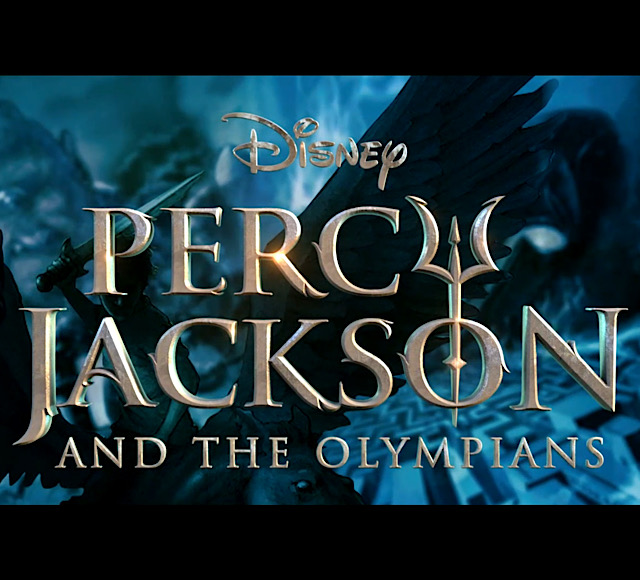 Percy Jackson Young Adult Novel