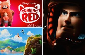 Check out New Disney Films, Including Three New Pixar Releases