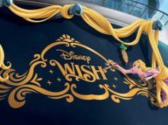 Disney Wish Unveils New Character Atrium Statue
