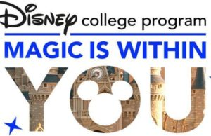 Disney Programs Provides New Update on Recruitment for College Program