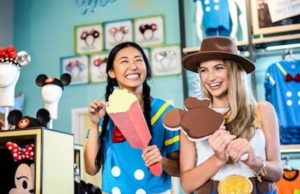 Fan Favorite Disney Store Now Reopened
