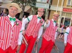 Join Dapper Dans Live From Magic Kingdom For Merry Melodies And Jolly Jingles