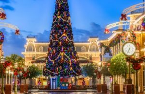 Magical Tour of the Disney Holiday Decorations Through the Years