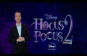 Disney confirms Hocus Pocus 2 will come to Disney+
