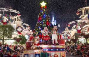 These Disney Restaurants will offer Special Christmas Day Meals