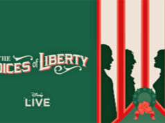 Watch Voices of Liberty Celebrate the Season with LIVE Performance