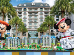 Happy Anniversary to Disney's Riviera Resort