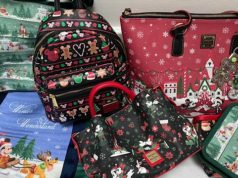 Check out my Disney purse dream closet (Part 3 - Christmas)