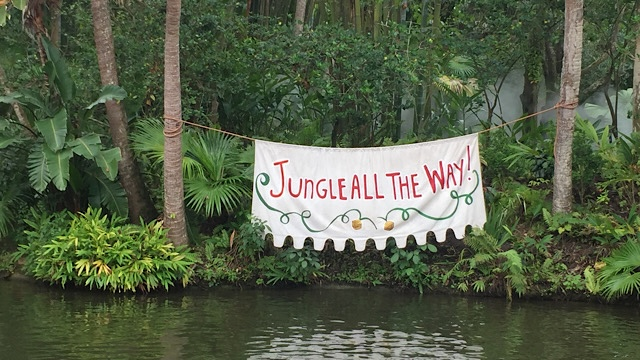 Another accident on the Jungle Cruise!