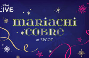 Watch this live performance of Mariachi Cobre from Epcot