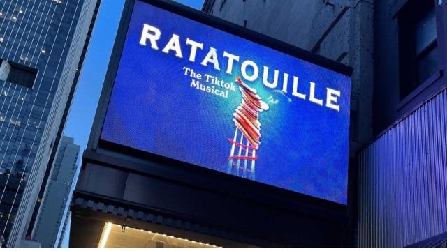 New Ratatouille Tik Tok Musical to Premier January 1, 2021