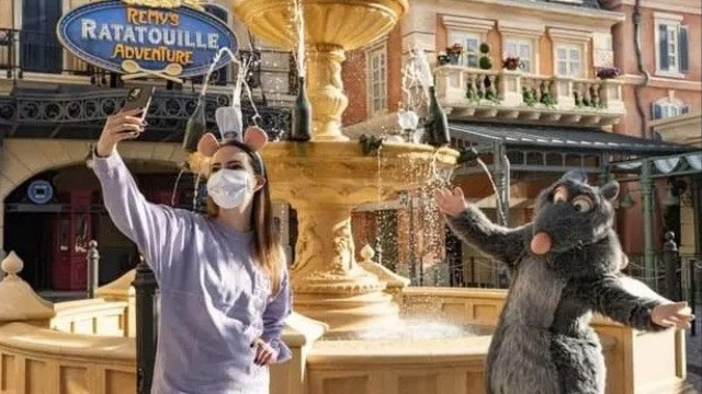 Ratatouille Super Fan Gets Sneak Peek at New Epcot Ride