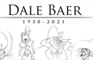 Disney Mourns the Passing of Animator Dale Baer