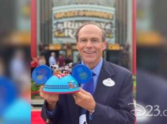 Imagineer Kevin Rafferty set to retire after 42 magical years