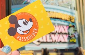 New Increased Merchandise Discount for Annual Passholders and DVC Members