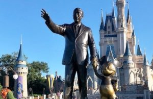 Walt Disney Now Included As An American Hero