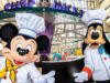 Check out the new character breakfast at Chef Mickey's
