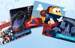 Disney Gift Card Website Pushes Back Scheduled Upgrade