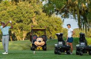 Walt Disney World Golf Courses Introduce Fun New Innovation
