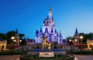 New Physical Distancing Requirements at Disney World for Large Groups of People