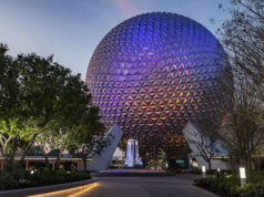 EPCOT gets plexiglass dividers installed on one of its most popular attractions