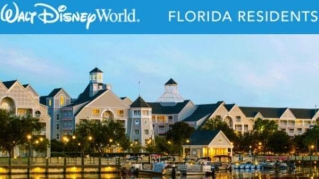 New Spring Resort Offer for Florida Residents