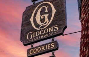 Gideon's Bakehouse at Disney Springs is temporarily closing