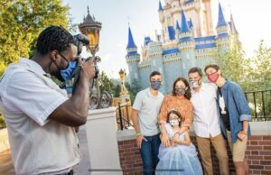 New Updates to the Disney World Mask Policy
