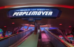 The PeopleMover refurbishment has now been extended...once again.