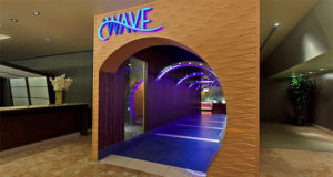 Disney's The Wave...of American Flavors Combines Fresh Food in a Modern Setting