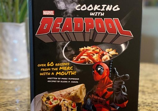 Review: The New Cooking With Deadpool Cookbook