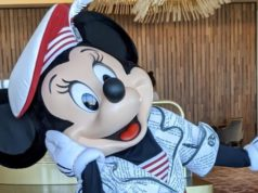 Topolino's Terrace Adds Items Back to the Menu!