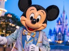 The Amazing Journey of Opening Day Disney Cast Member to Global Ambassador for 50th Anniversary