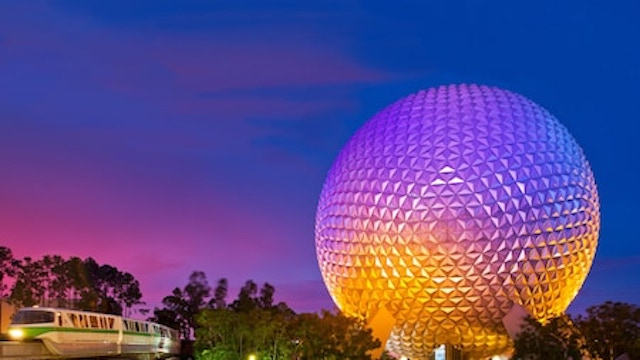 A Walt Disney World Attraction is Now Operating at Full Capacity
