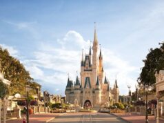 Where does Disney rank for Fortune 500 Most Admired Companies?