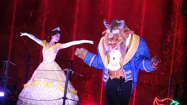Could construction permits point to a return of live Disney shows?