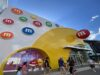 Why you should personalize candy at the new M and M store in Disney Springs