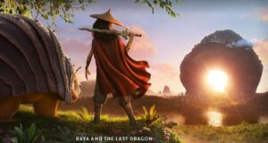 New Exclusive Sneak Peek into Raya and the Last Dragon