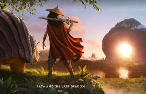 New Exclusive Sneak Peek into Raya and the Last Dragon