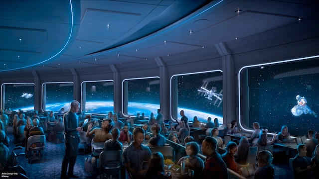 New Job Listing May Be a Sign that a New Walt Disney World Restaurant Will Be Opening Soon